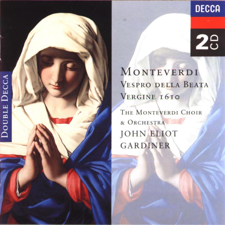 Monteverdi: Vespro della Beata Vergine, 1610, etc. 0028944348228
