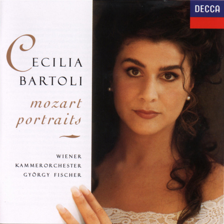 Cecilia Bartoli - Mozart Portraits 0028944345225