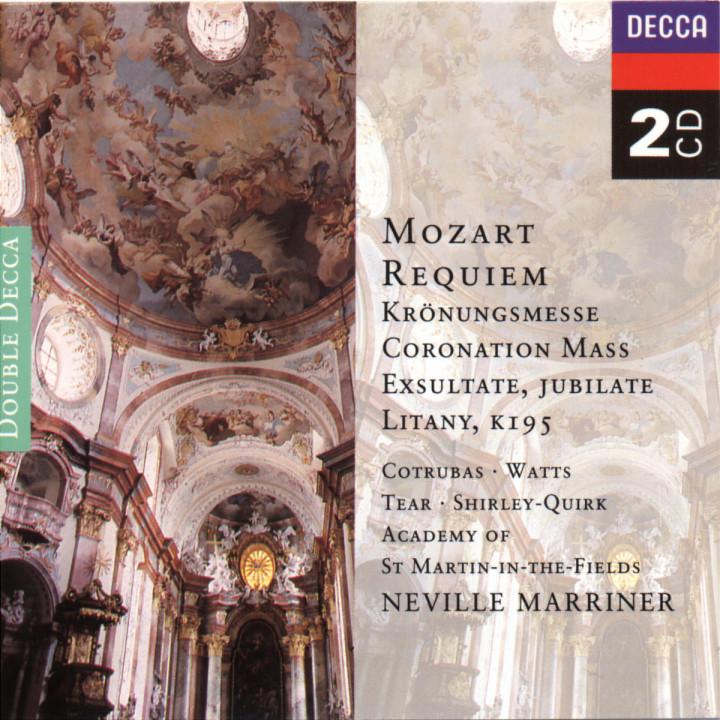 Mozart: Requiem/Krönungsmesse etc. 0028944300929