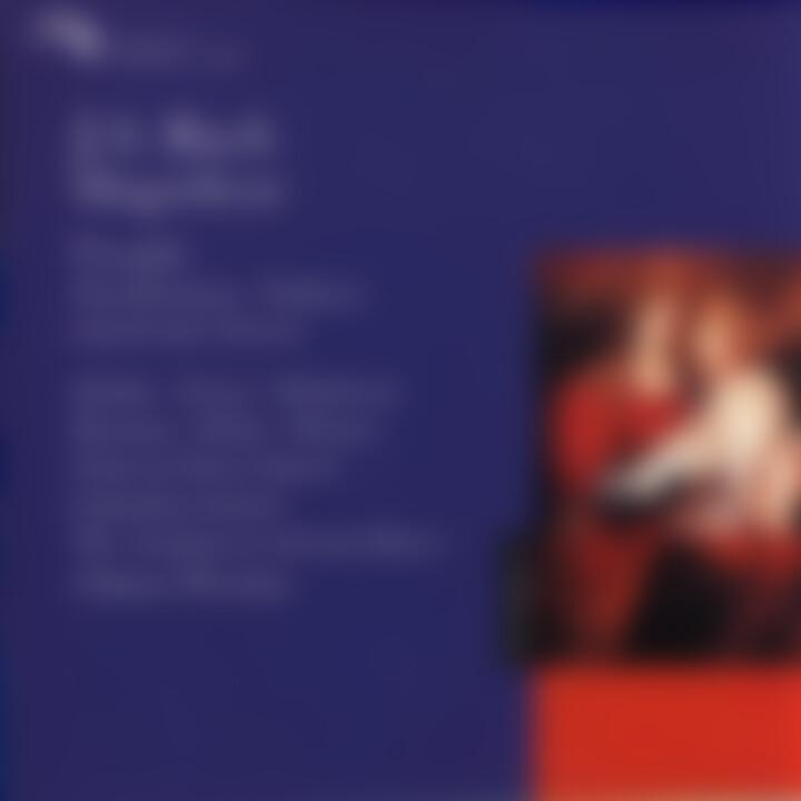 Magnificat Es-dur BWV 243a 0028944319921