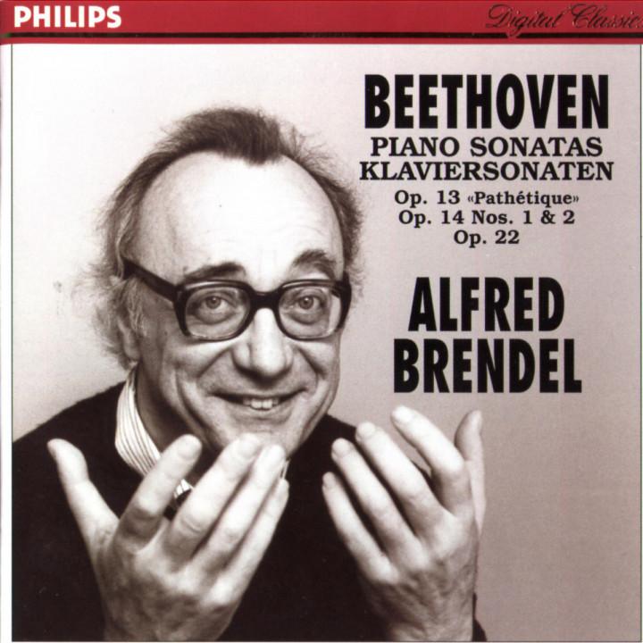 Beethoven: Piano Sonatas Nos.8-11 0028944277421