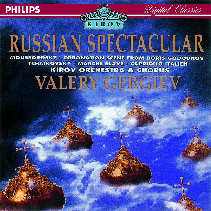 Russian Spectacular 0028944277524
