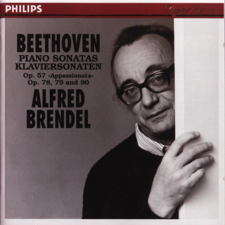 "Beethoven: Piano Sonatas Opp.57 ""Appassionata"", 78, 79 & 90 0028944278721"