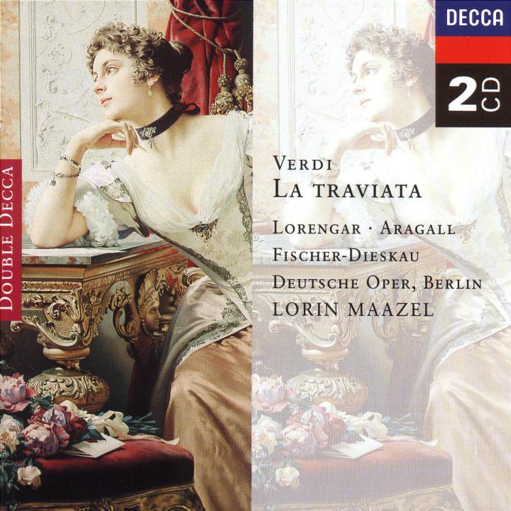 Verdi: La Traviata 0028944300022