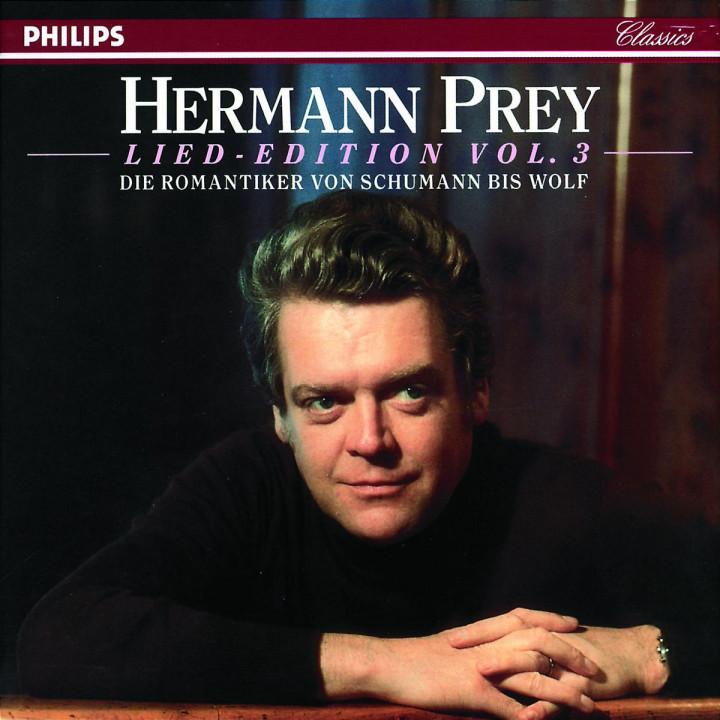 Lied-Edition - Die Romantiker von Schumann bis Wolf (Vol. 3) 0028944269925