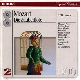Staatskapelle Dresden, Mozart: Die Zauberflöte, 00028944256826
