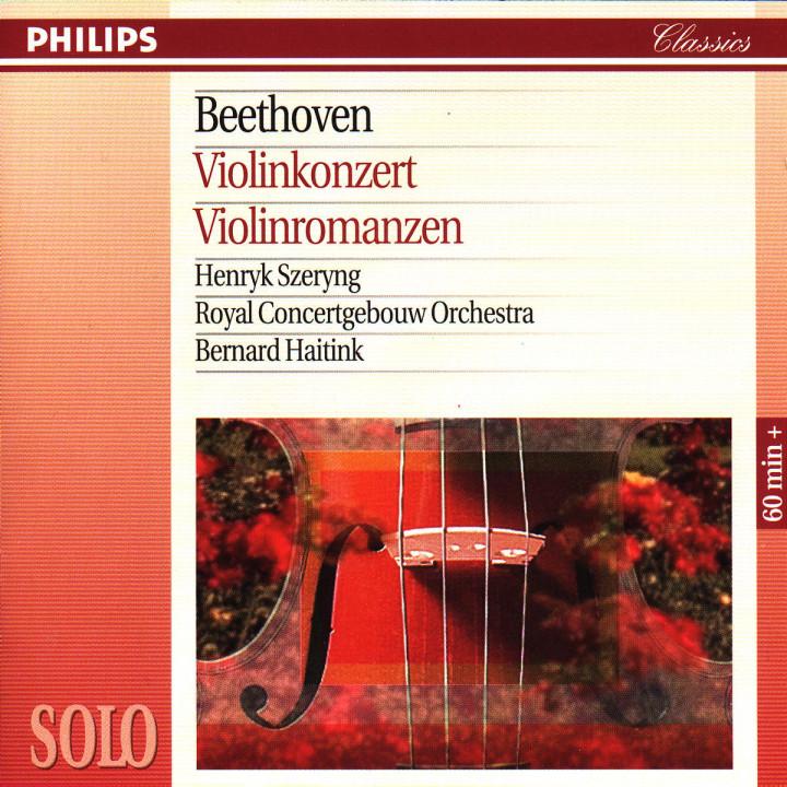 Violinkonzert; Violinromanzen 0028944239823
