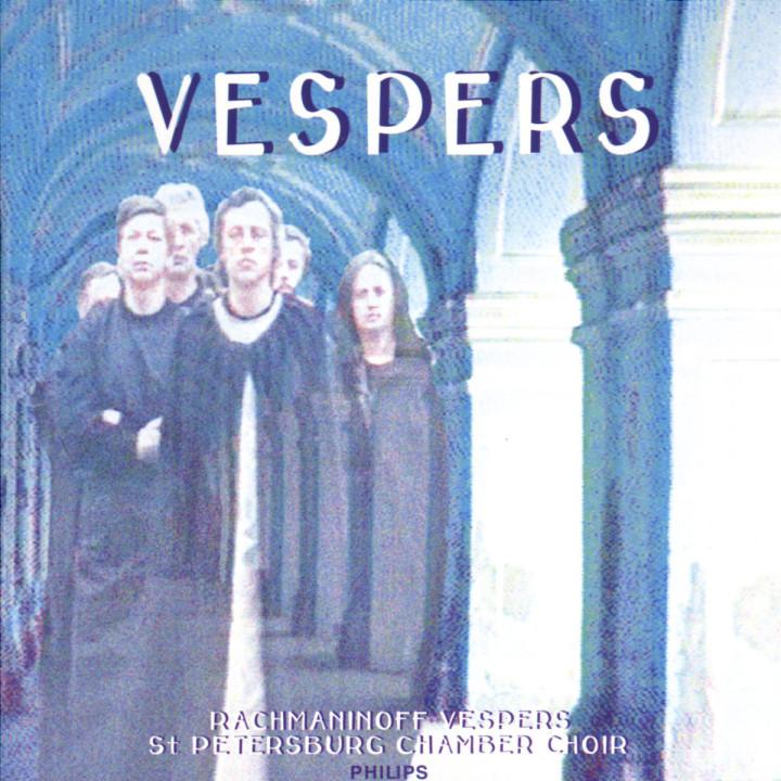 Rachmaninov: Vespers (All-Night Vigil), Op.37 0028944234426