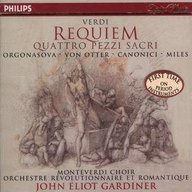 Anne Sofie von Otter, Verdi: Requiem/Quattro Pezzi Sacri, 00028944214222