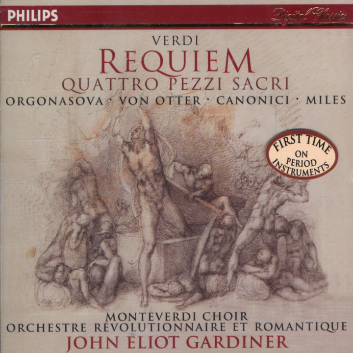 Verdi: Requiem/Quattro Pezzi Sacri 0028944214224