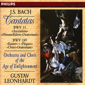 Johann Sebastian Bach, Kantaten BWV 11&249, 00028944211924