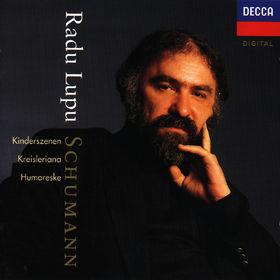 Robert Schumann, Kinderszenen, Kreisleriana, Humoreske, 00028944049626