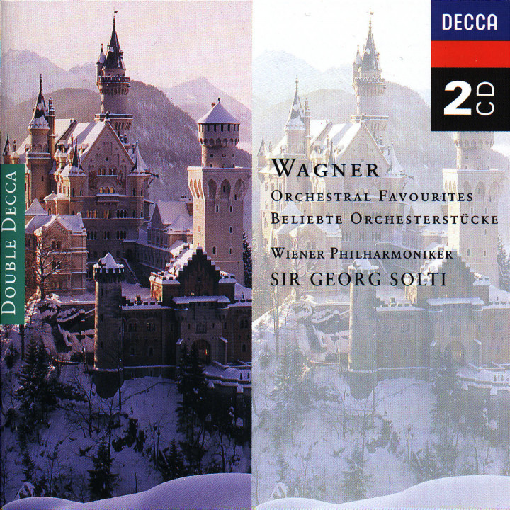 Wagner: Orchestral Favourites 0028944060625