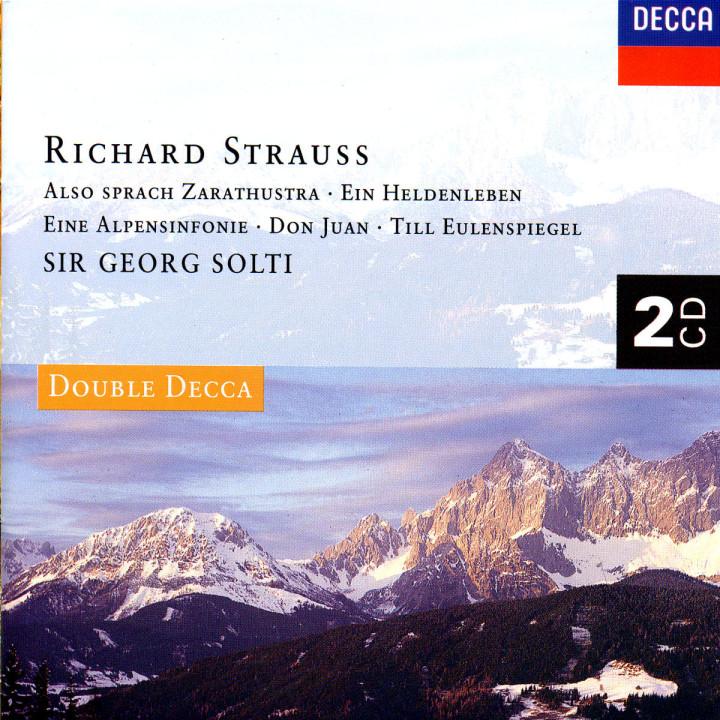 Strauss, R.: Ein Heldenleben; Also Sprach Zarathustra; Don Juan, etc. 0028944061822