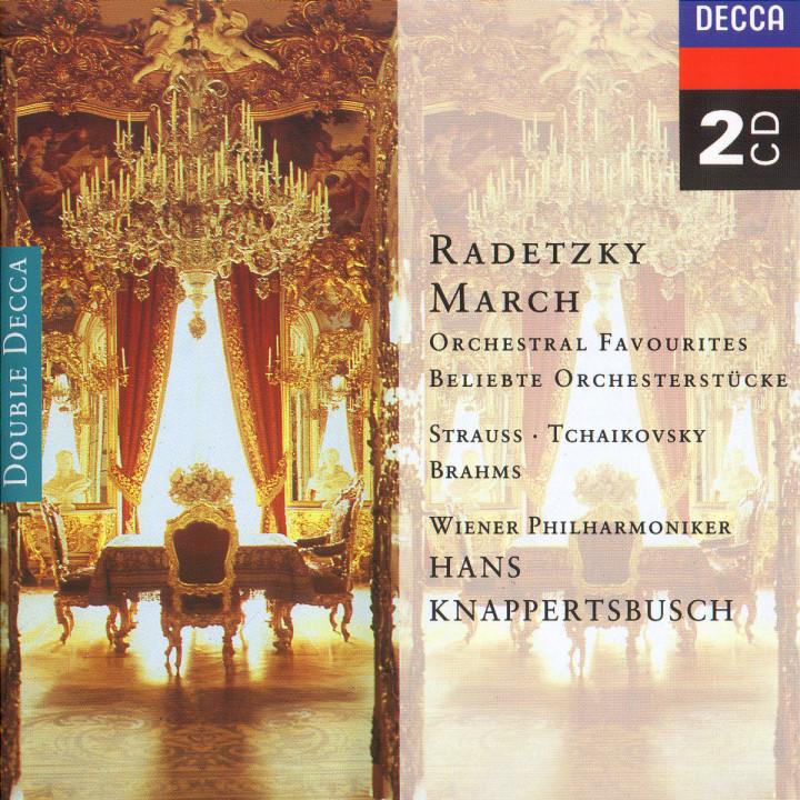 Radetzky-Marsch - Die schönsten Orchesterstücke 0028944062421