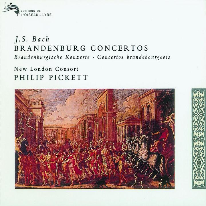 Die Brandenburgischen Konzerte 0028944067529