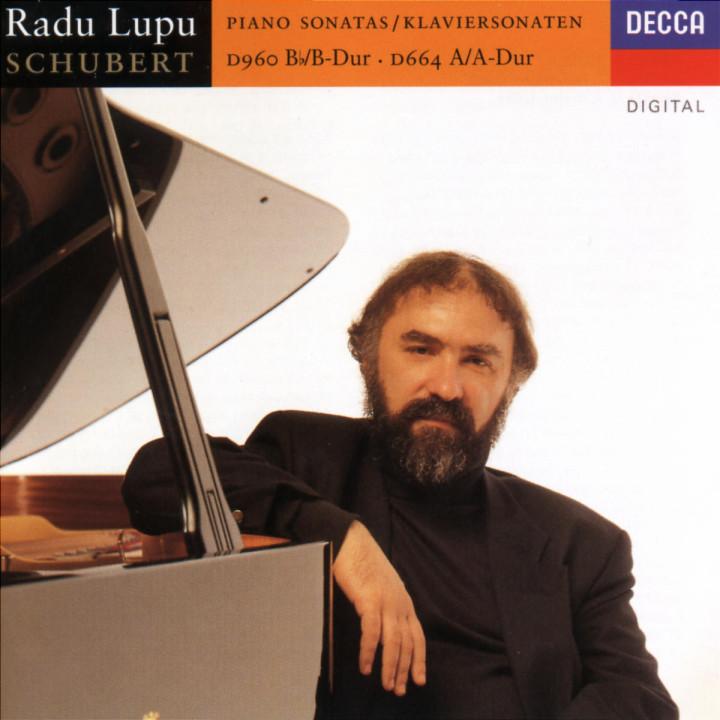 Schubert: Piano Sonatas Nos.13 & 21 0028944029529