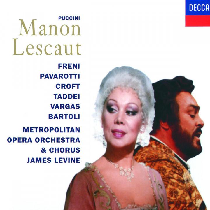 Puccini: Manon Lescaut 0028944020025