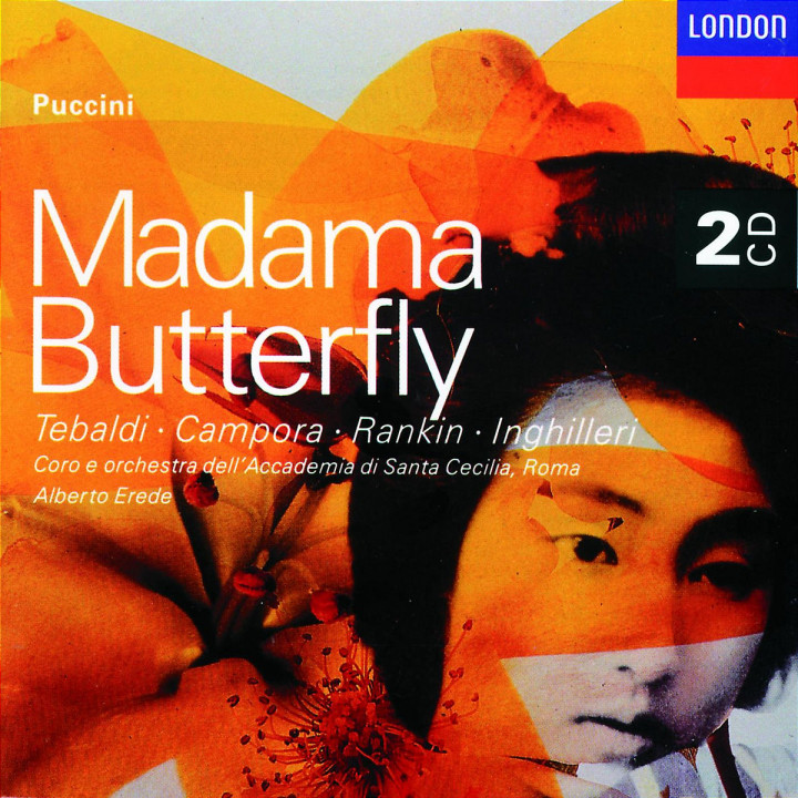 Puccini: Madama Butterfly 0028944023028