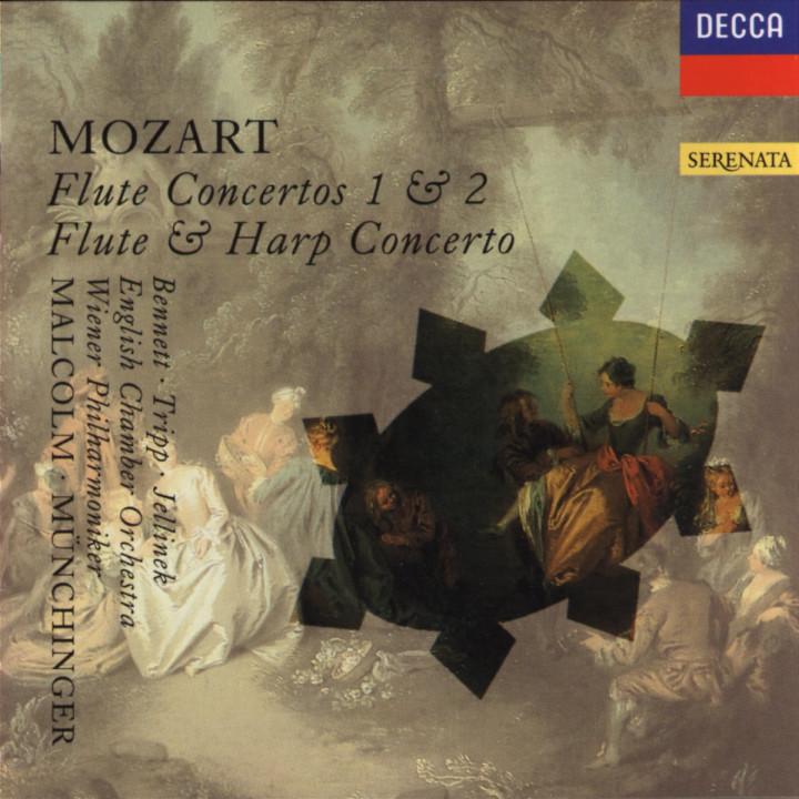 Mozart: Flute Concertos Nos.1 & 2; Concerto for Flute & Harp 0028944008027