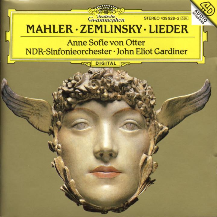Mahler: Songs of a Wayfarer; 5 Rückert-Lieder / Zemlinsky: Six Songs to Poems by Maurice Maeterlinc 0028943992828