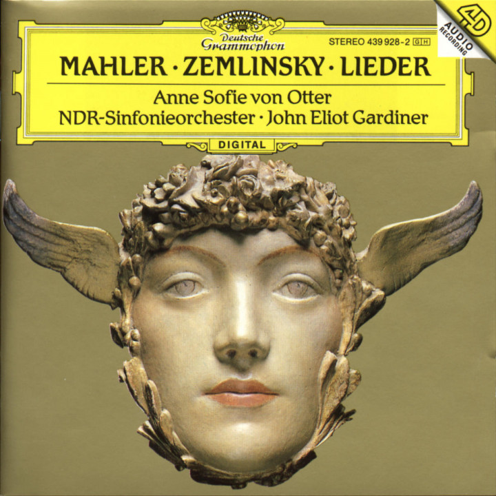 Mahler: Songs of a Wayfarer; 5 Rückert-Lieder / Zemlinsky: Six Songs to Poems by Maurice Maeterlinc 0028943992828