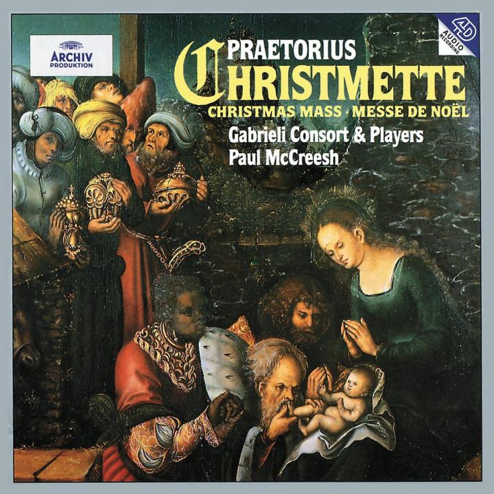 Praetorius: Christmas Mass 0028943993128