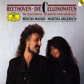 Ludwig van Beethoven, Die Cellosonaten, 00028943993425