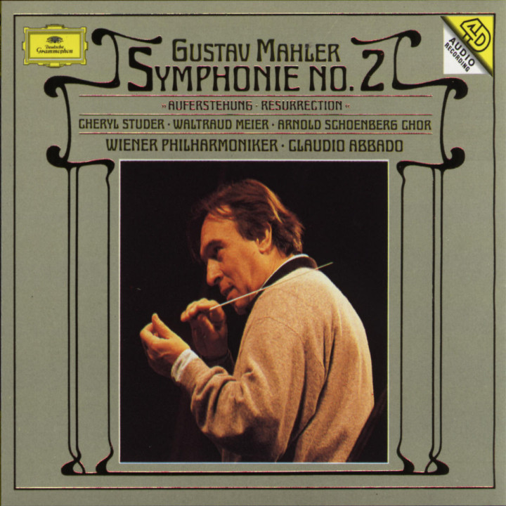 "Mahler: Symphony No. 2 ""Resurrection"" 0028943995326"