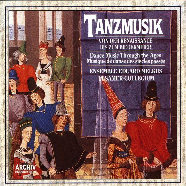 Tanzmusik von der Renaissance bis zum Biedermeier 0028943996420