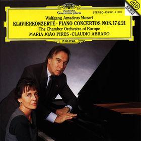Wolfgang Amadeus Mozart, Klavierkonzerte Nr. 17 G-dur KV 453 & Nr. 21 C-dur KV 467, 00028943994125
