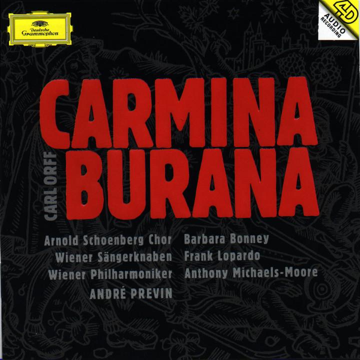 Orff: Carmina Burana 0028943995027