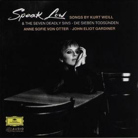 Anne Sofie von Otter, Speak Low - Lieder und die sieben Todsünden, 00028943989428