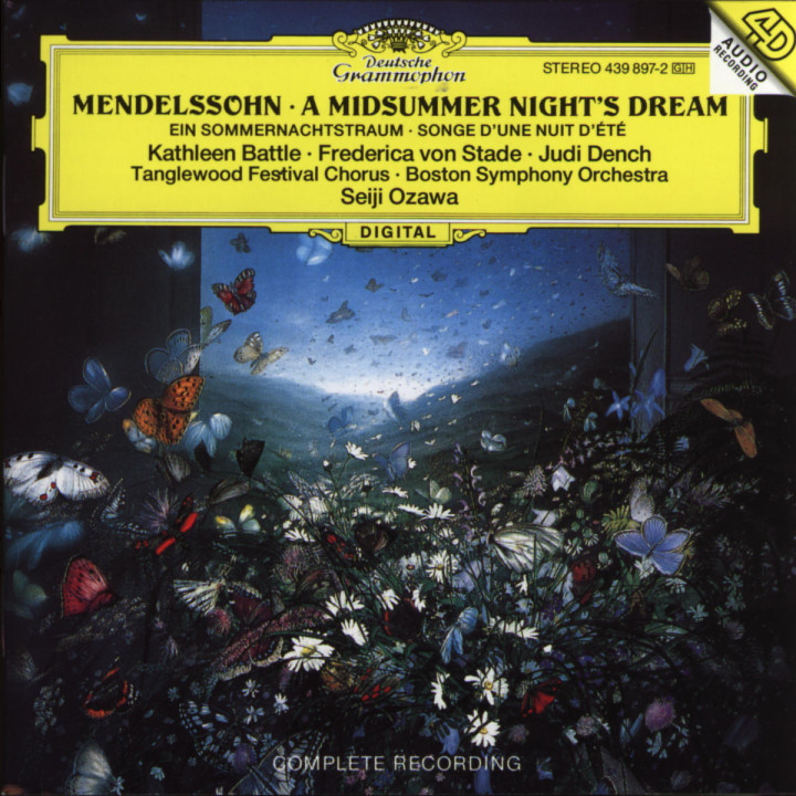 Mendelssohn: A Midsummer Night's Dream 0028943989729
