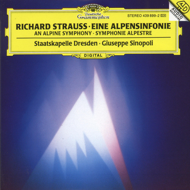 Eine Alpensinfonie 0028943989925