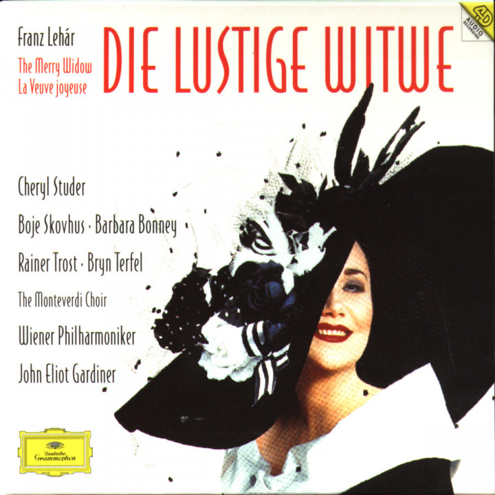 Lehár: Die Lustige Witwe 0028943991126